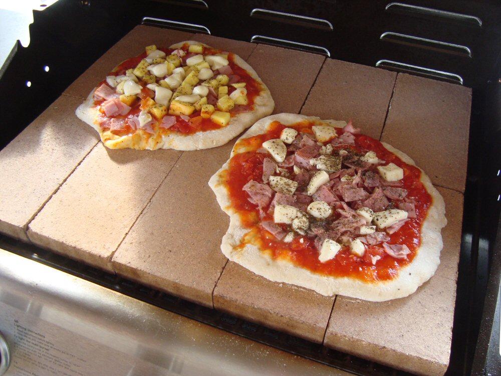 Pizzaofen Für Gasgrill : Mein neuer pizzaofen